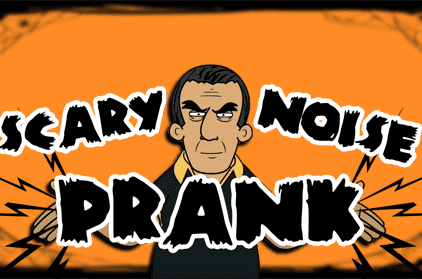 Pranking 101: Scary Noise Prank