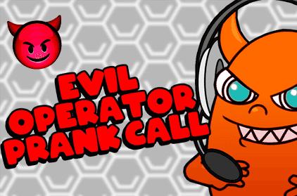 Pranking 101: Evil Operator Prank Call