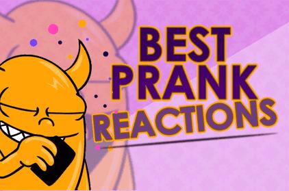 Best Prank Reactions: A Trip Down Memory Lane