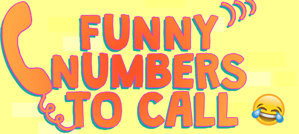 Bored? Call These Numbers Now!