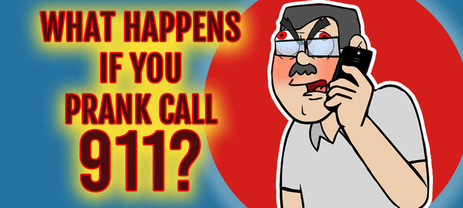 What Happens If You Prank Call 911? - A Cautionary Tale