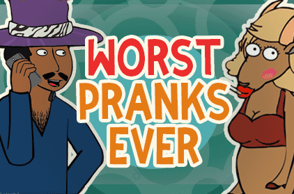 Discover Some of the Worst Pranks Ever With Ownage Pranks