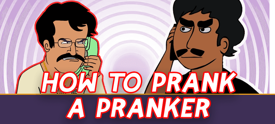 How To Prank A Pranker: TWOFOLD!