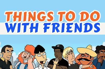 Fun Things To Do With Friends on Zoom