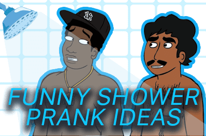 Feel Like Messing With Roomie? Try These 12 Funny Shower Prank Ideas!