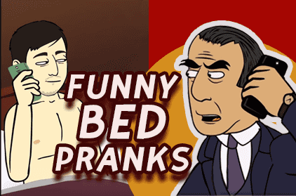 Funny Bed Pranks To Try On Your Roommates