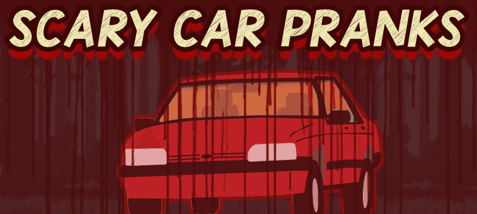 Driving Someone Crazy: Scary Car Pranks!