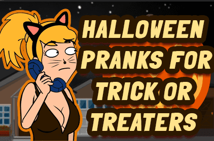 Have a Spooktacular Halloween: Halloween Tricks For Trick or Treaters!