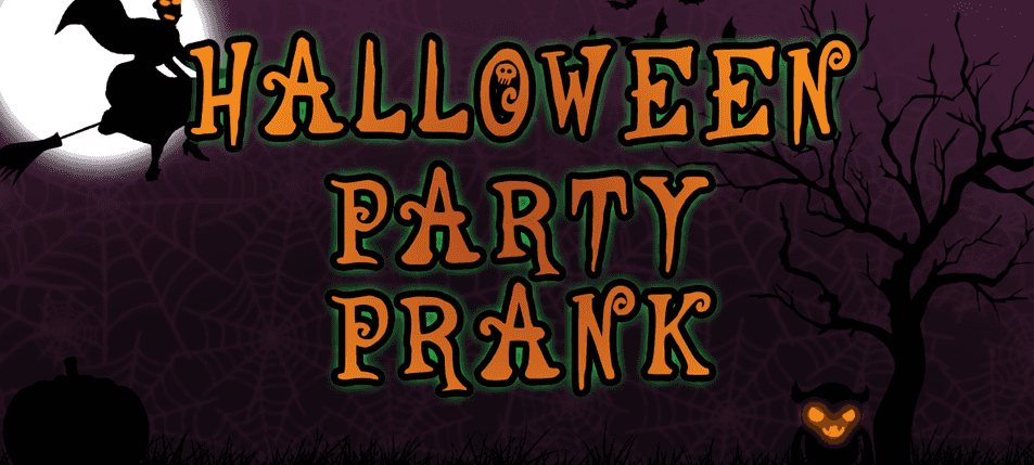 Spook Your Party Guests With These Halloween Party Prank Ideas!