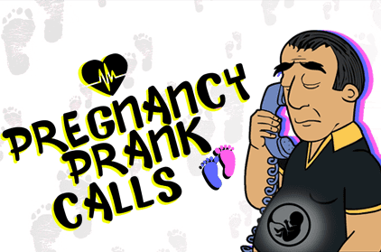 Hilarious Pregnancy Prank Calls From The Pro Pranksters