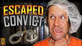 Escaped Convict vs. Bounty Hunter (Manhunt in the Woods)