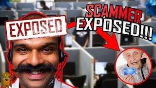 Indian Scammer EXPOSES His Operation