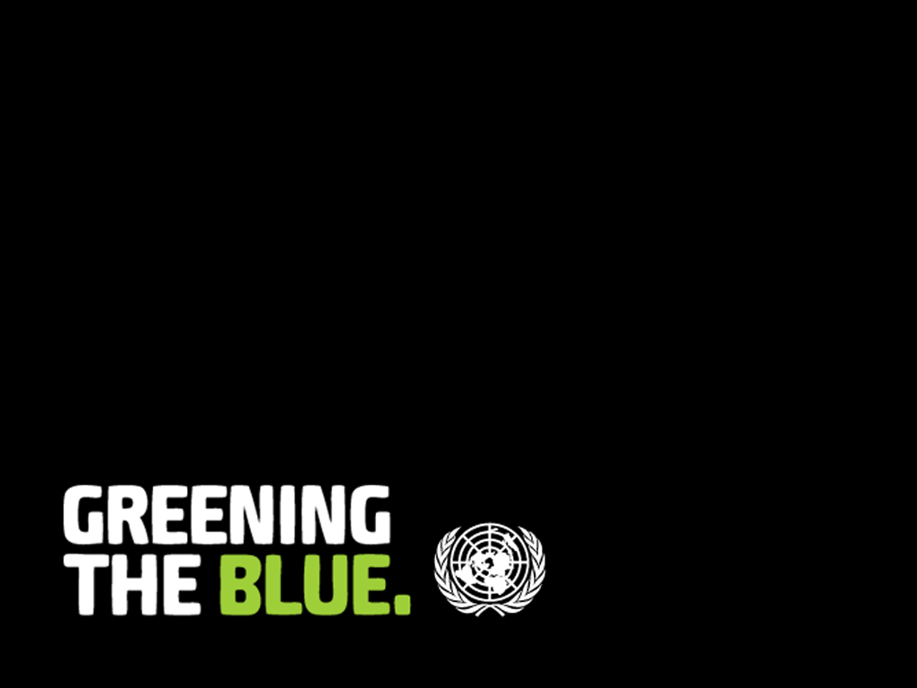 Greening the Blue Computer Wallpapers 1024 x 768 - Simple black