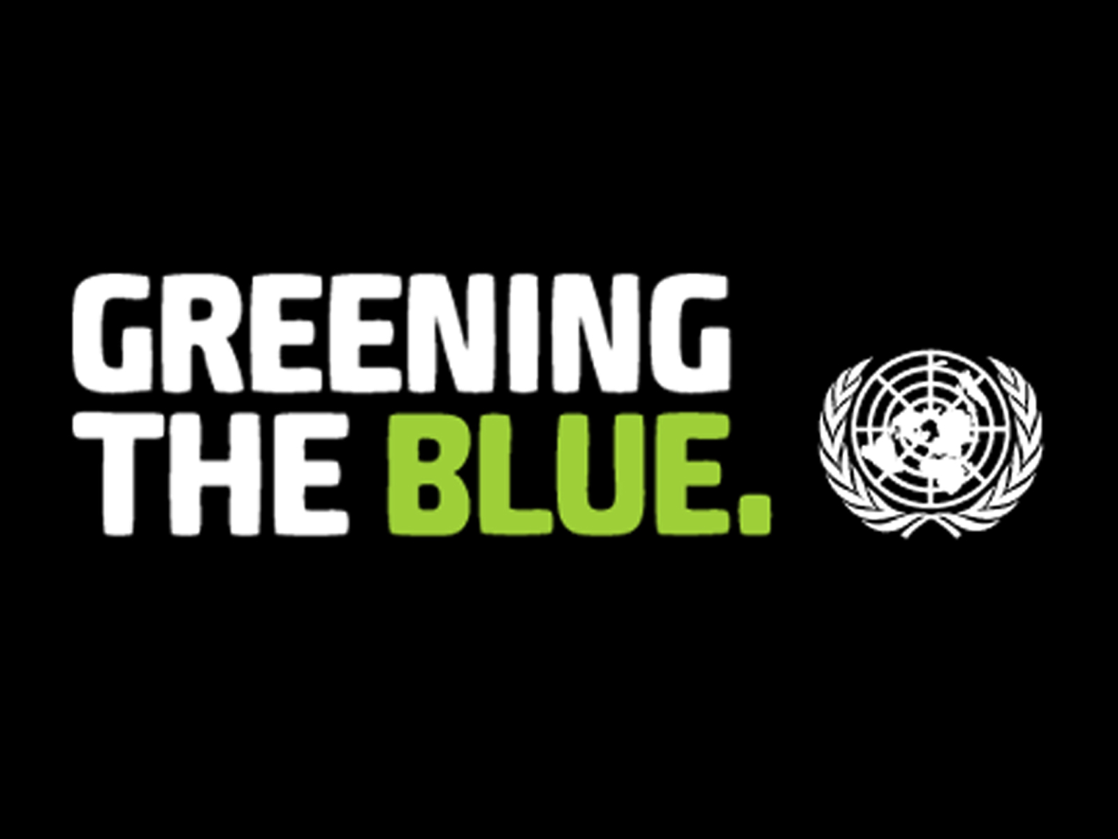 Greening the Blue Computer Wallpapers 1600 x 1200 - Simple black centre
