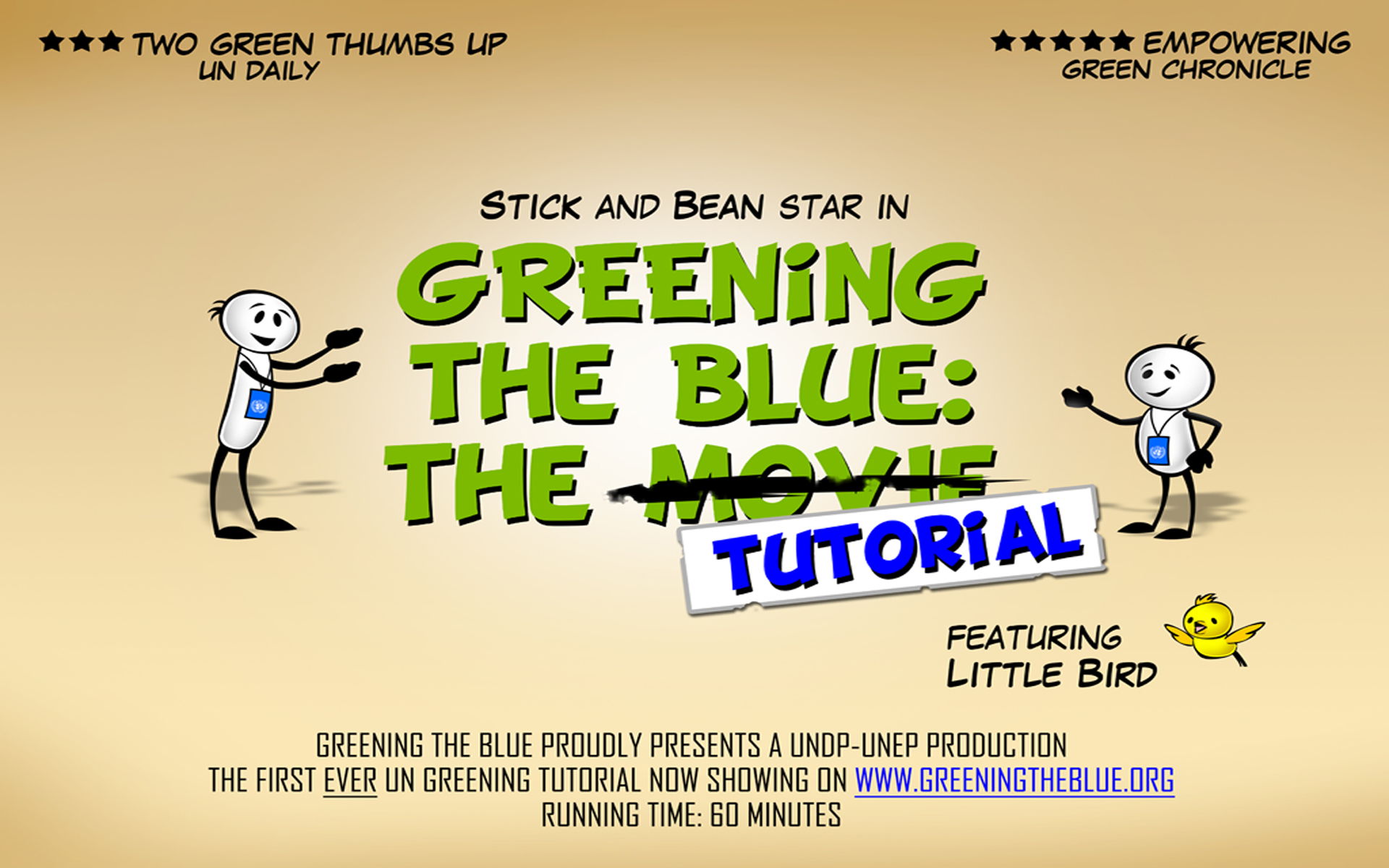 stick and bean animation