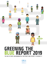 2019 Greening the Blue Report