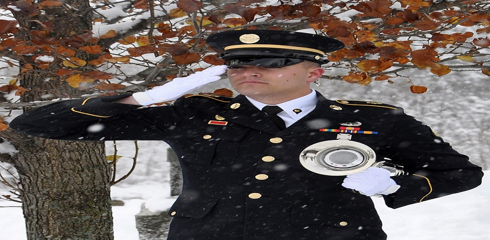 Final Salute with Military Funeral Honors
