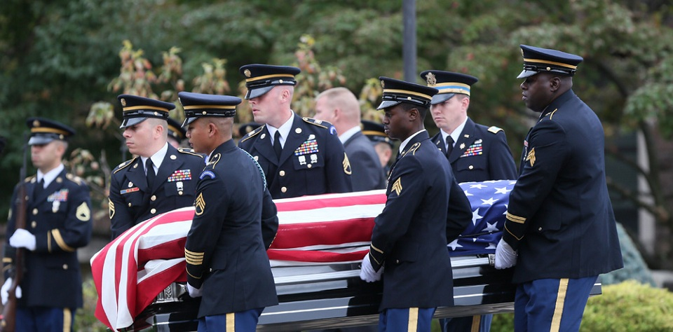 Eligibility for Military Burial
