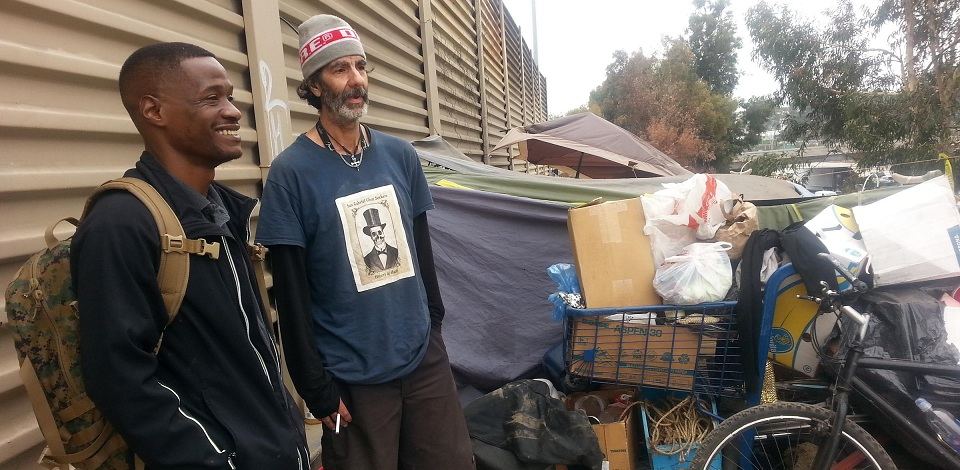 Support for the Homeless Veterans