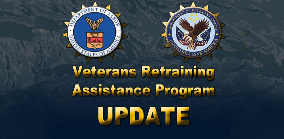 Veterans-Retraining-Assistance-Program
