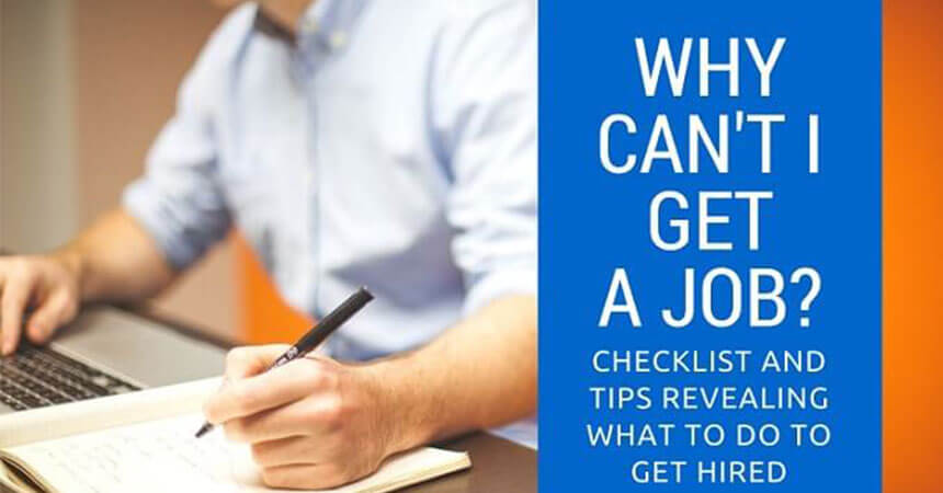Job Hunting 3 Tips on What We Do Right