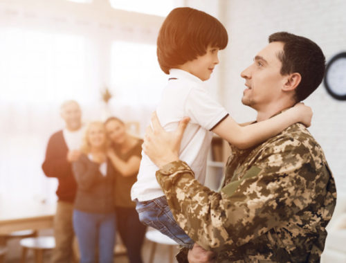Tricare Benefits to Military Family