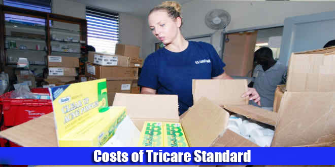 Costs of TRICARE Standard