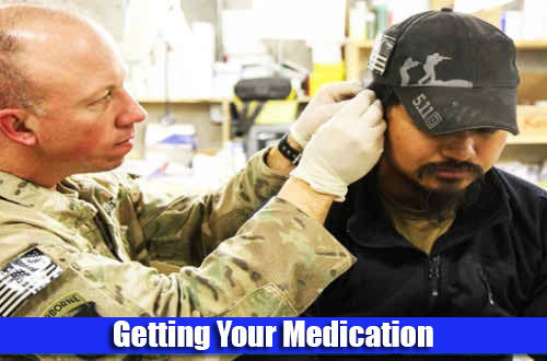 Veterans Medication