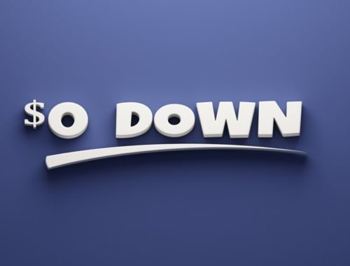 Zero Down Payment VA Loan