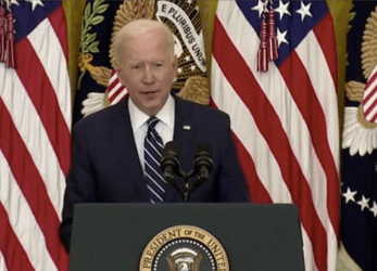 Biden's First News Conference
