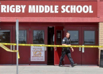 11-Year Old Girl Opened Fire in a Middle School