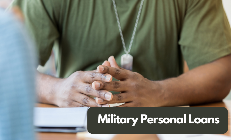 Military Personal Loans