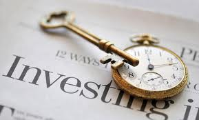 clock and key to investing
