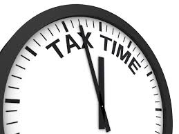tax time clock