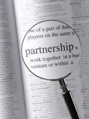 dictionary on partnership
