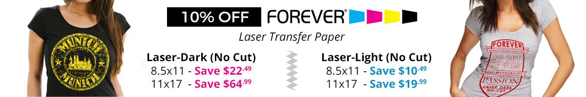Laser Transfer Paper Sale