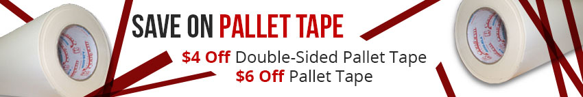 Pallet Tape Discount