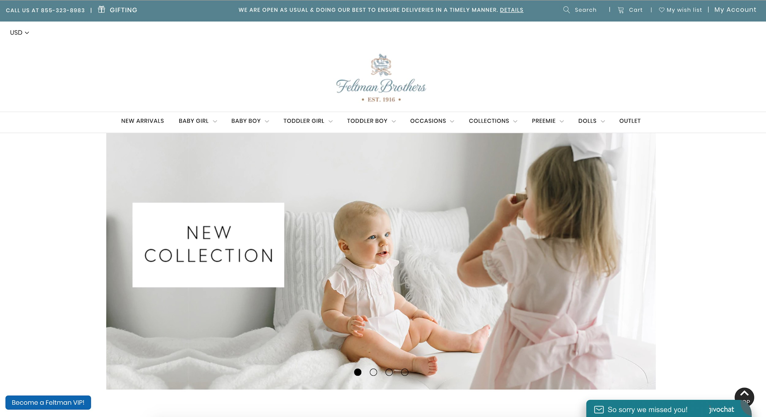 feltman brothers best ecommerce websites