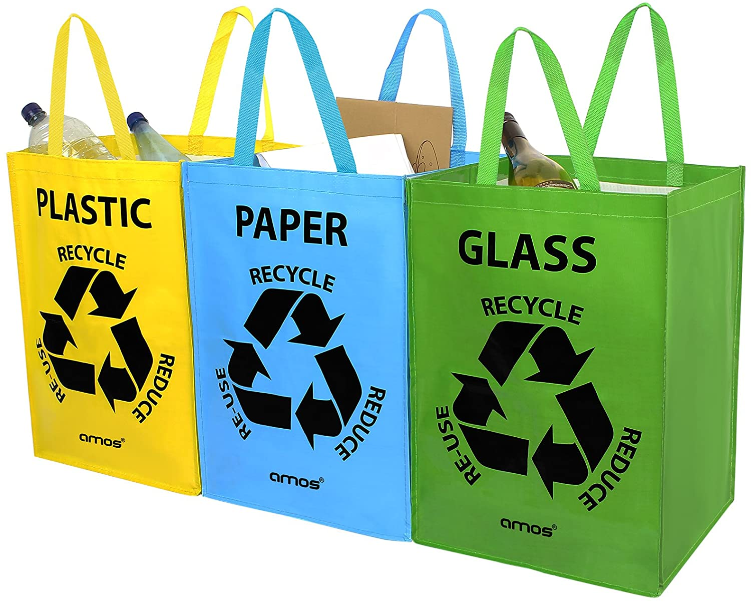 recyclable bags private label product