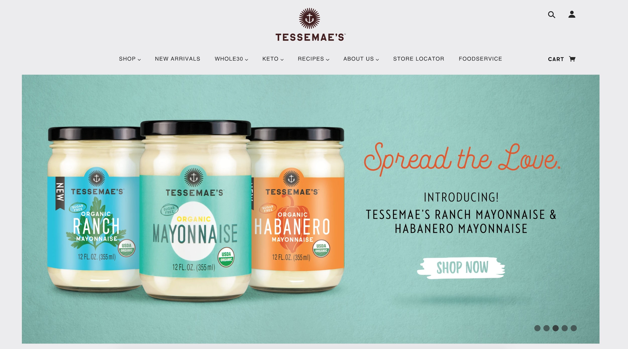 tessemaes best e commerce site