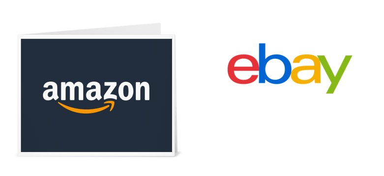 amazon and ebay best ecommerce sites