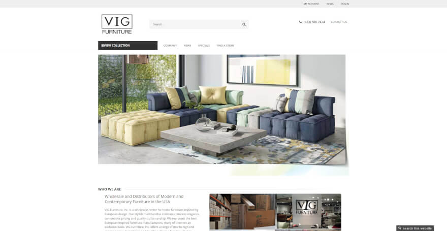 vig furniture