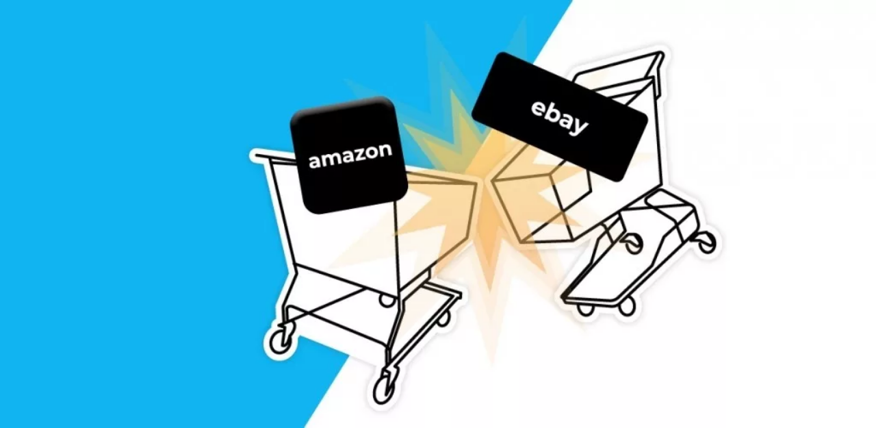 selling an amazon vs ebay competitive risk