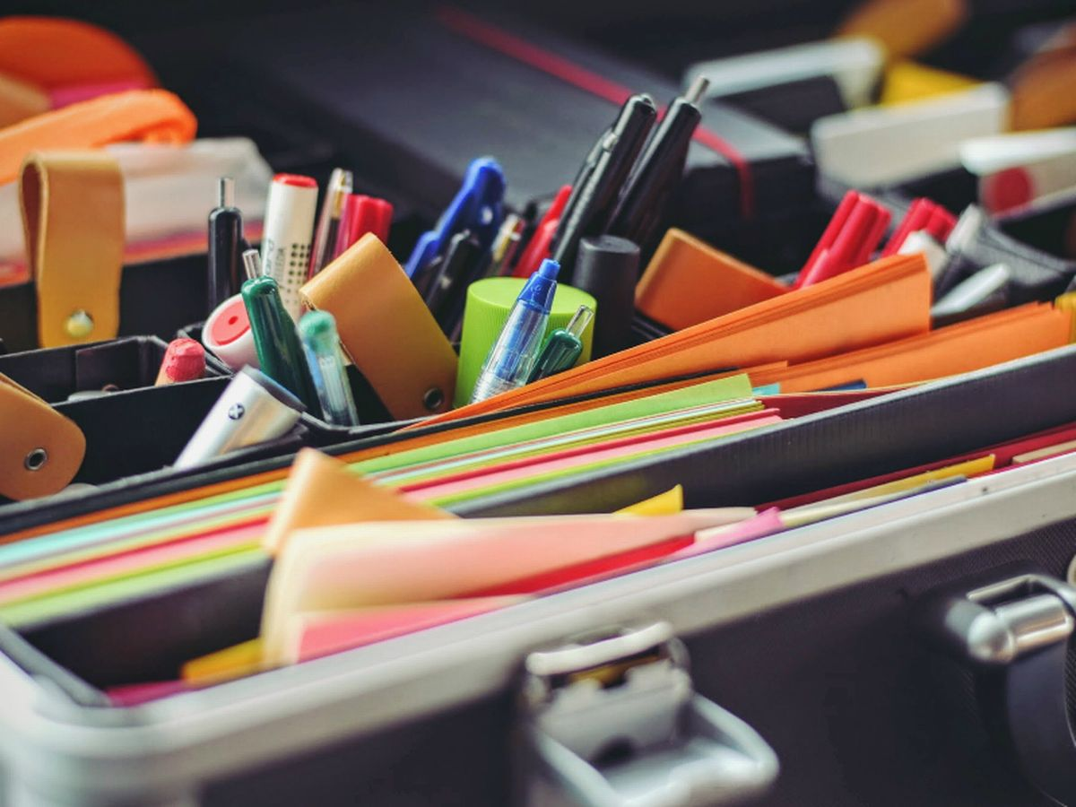 school and stationary supplies private label products