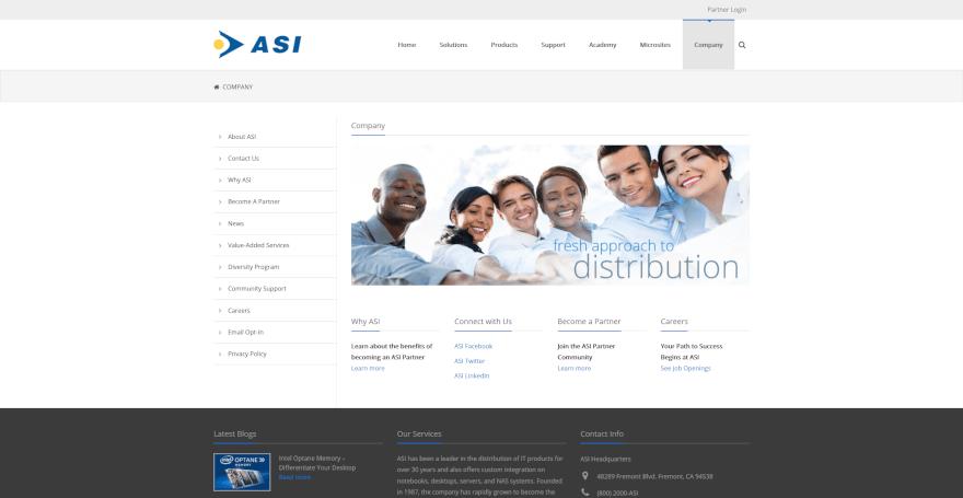 asi partners company