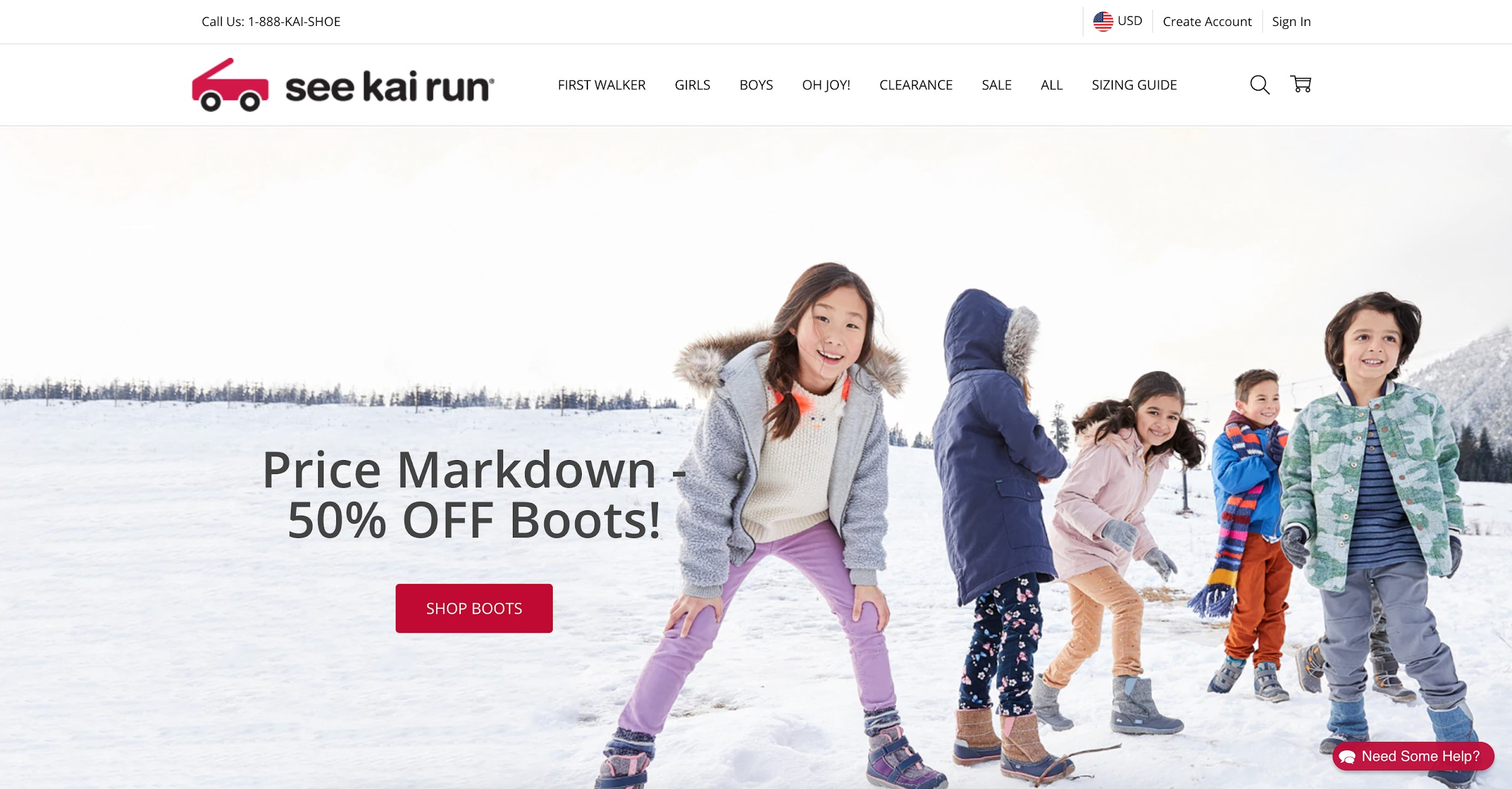 see kai run best ecommerce sites
