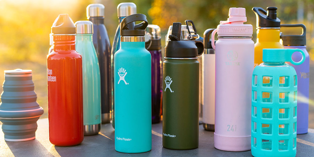 water bottles private label products