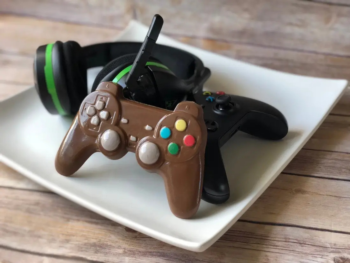 making money on etsy chocolate console controller