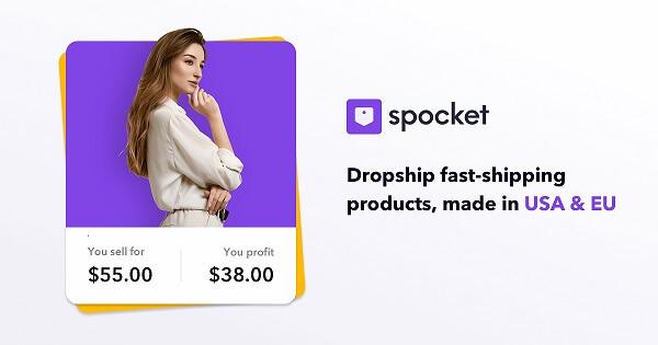 spocket dropshipping us eu products oberlo alternatives