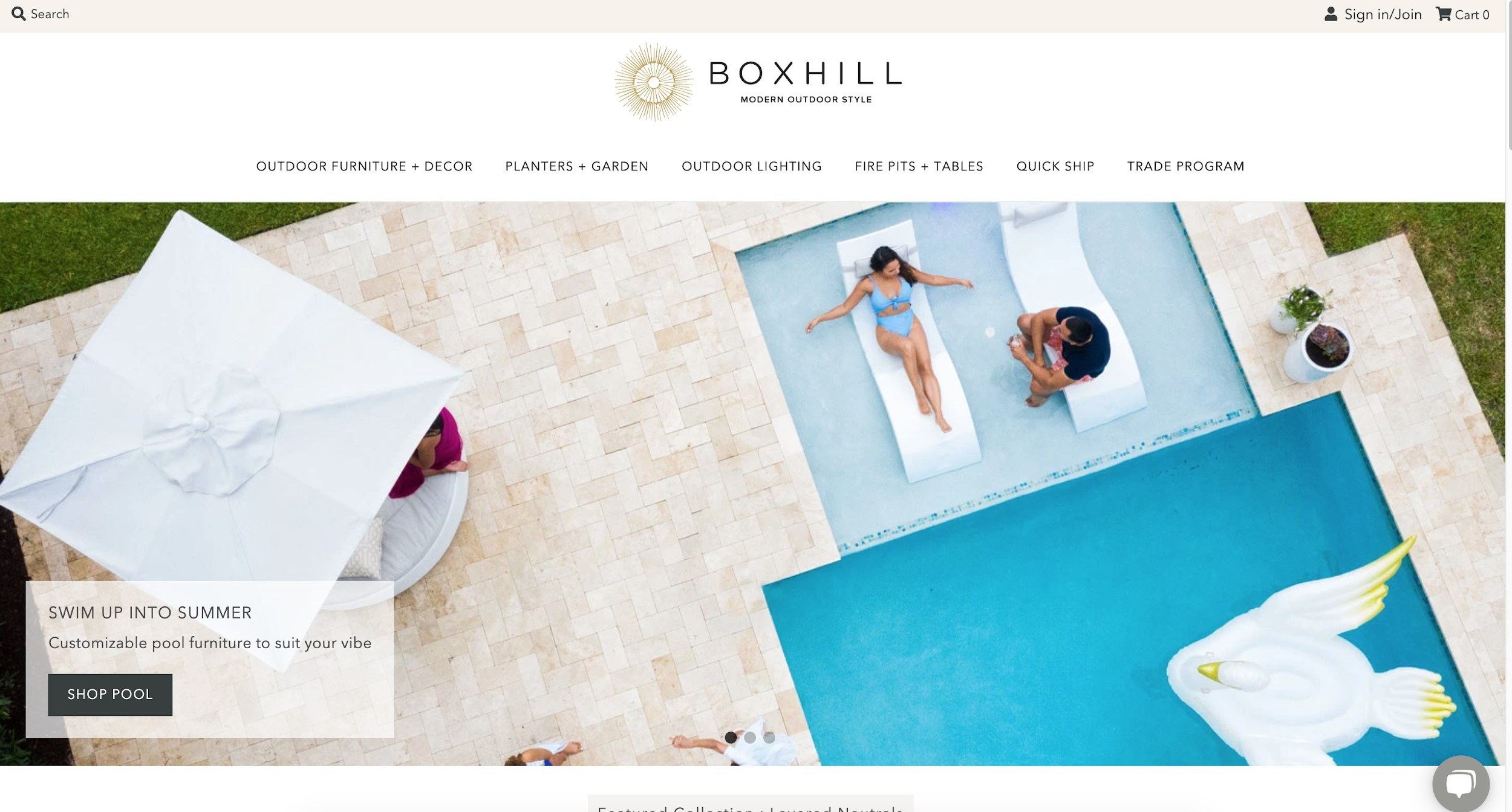 BoxHill best ecommerce sites